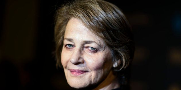 BERLIN, GERMANY - DECEMBER 11: Charlotte Rampling attends the EFA Filmgala Opening - 15th French Film...