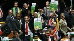 Deputados da base param a Câmara para pressionar impeachment de