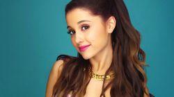 Cantora Ariana Grande se apresenta no Brasil em