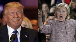 De novo! Trump e Hillary confirmam favoritismo em primárias nos Estados