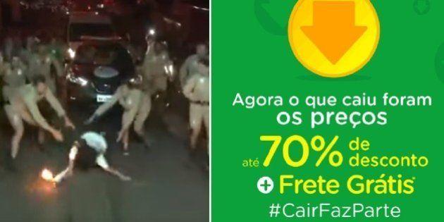 Depois de tombo com tocha olímpica, dona do Magazine Luiza faz campanha com 'queda' de 70% nos