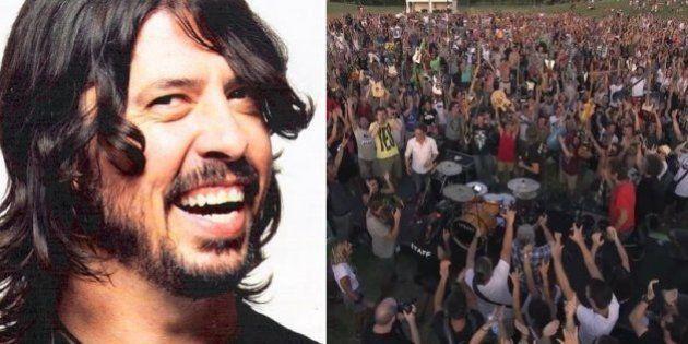 É OFICIAL! Foo Fighters confirma show em cidade italiana em resposta a