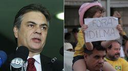 'Não fui feliz ao sugerir novas eleições', diz senador