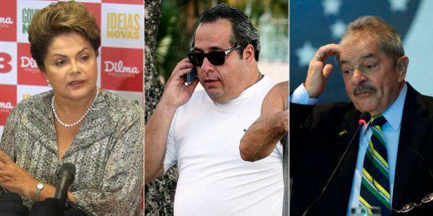 Polícia Federal apreende agenda de ex assessor de Dirceu preso na Lava Jato com anotações citando 'Lula'...