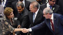 Dilma dispara: Cunha é 'pecado original' do