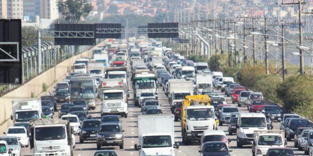 Queda no número de acidentes nas marginais: Agora, você defende a redução da velocidade em SP?
