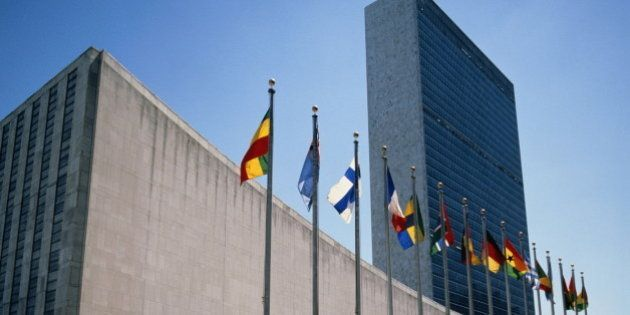 USA,New York,United Nations
