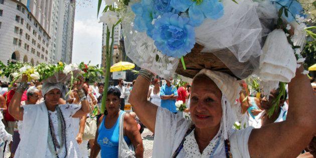 Quase 1 mil casos de intolerância religiosa foram registrados no Rio de Janeiro em dois