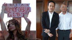 'Ofendido' por Parada Gay de SP, deputado quer aprovar censura e multa a sátiras