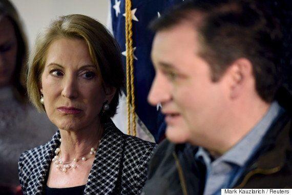 Eleições Americanas: Carly Fiorina é a 'temida' vice do presidenciável Ted