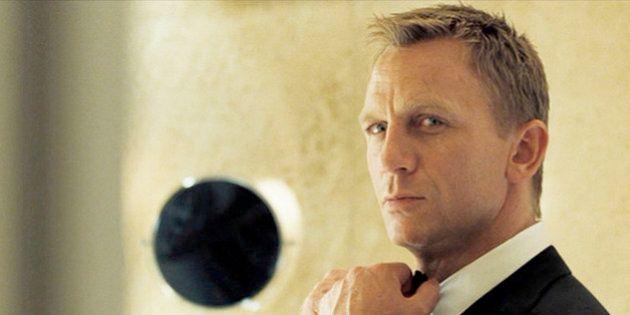 Para Daniel Craig, James Bond é um dos personagens mais misóginos do