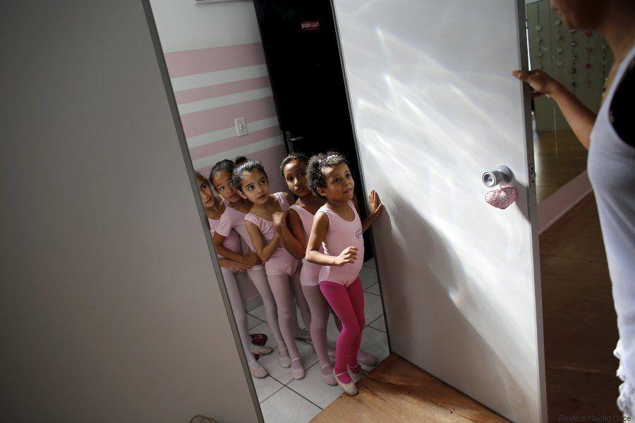 Projeto 'Novos Sonhos' oferece aulas de balé para crianças da Cracolândia em São