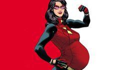 Em novo quadrinho da Marvel, Mulher-Aranha está grávida de 8