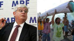 Janot: Descriminalização do porte de drogas vai gerar 'exército de