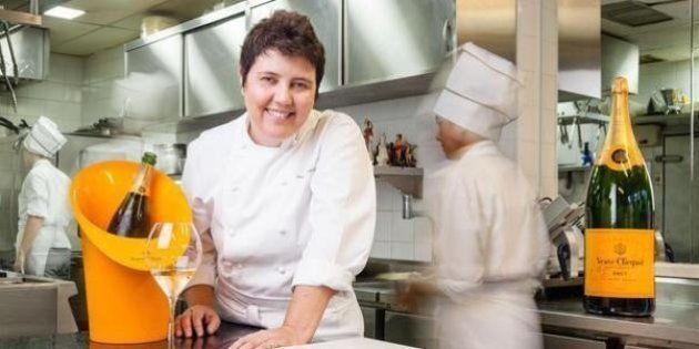 Roberta Sudbrack ganha prêmio de melhor chef da América