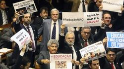Câmara aprova redução da maioridade penal em segundo