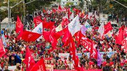Movimentos sociais vão às ruas contra o impeachment de Dilma