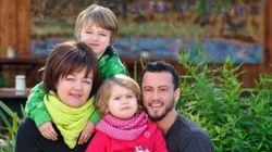 Pai trans adiou mudança corporal para dar à