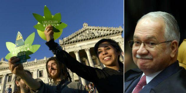 Descriminalização é adiada: Gilmar Mendes vota a favor e Fachin pede