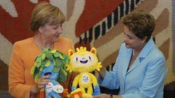 FOTOS: Os melhores momentos de Merkel no