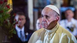 Papa Francisco: 'O mundo está em