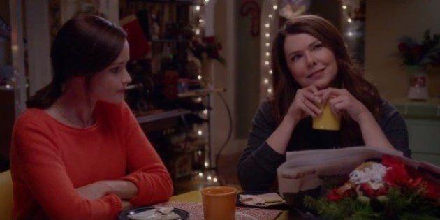 25 de Novembro: Nova temporada de 'Gilmore Girls' já tem data de estreia na