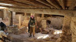 FOTOS: Estado Islâmico destrói antigo mosteiro na
