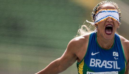 Terezinha, a corredora cega mais rápida do mundo: 'Nunca aceitei o pouco que