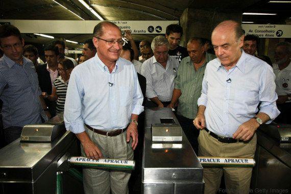 Calote de Alckmin? Metrô pode ser despejado de imóvel por falta de