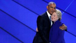 Obama: 'Nem eu, nem Bill Clinton. Ninguém mais qualificado do que