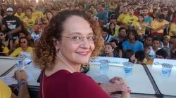 País tem de 'refundar suas instituições' para deixar a crise, diz Luciana