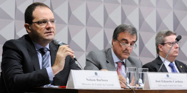 Barbosa: não há crime de responsabilidade para pedido de