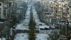 Síria perdeu metade da sua economia com guerra