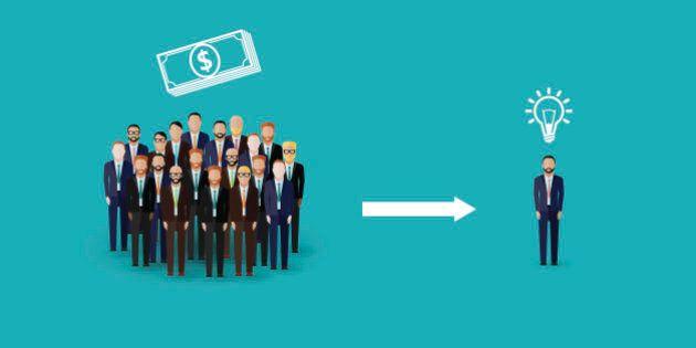 Atraia sócios Investidores através do Financiamento