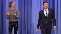 É oficial: Jimmy Fallon vai substituir Gisele Bündchen nas