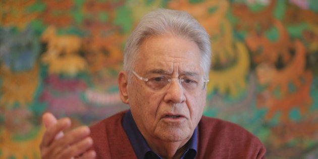 FHC: não vejo Dilma envolvida em corrupção, Lula tenho que esperar pra