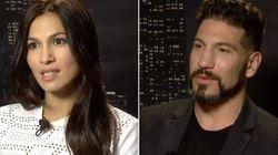 ASSISTA: Conversamos com 'Elektra' e 'Justiceiro', da série