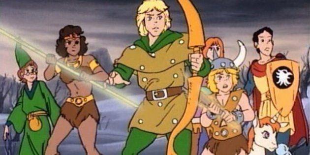 Nostalgia: Por que 'Caverna do Dragão' nunca