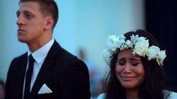 ASSISTA: Haka-supresa! Noiva se emociona com presente inusitado no