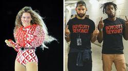 Queen Bey ironiza protestos e vende produtos com a estampa 'Boicote