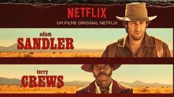 Netflix divulga trailer de 'The Ridiculous 6', comédia original estrelada por Adam