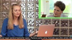 ASSISTA: Gringos dão sua impressão sobre Dilma, Bolsonaro e Silvio