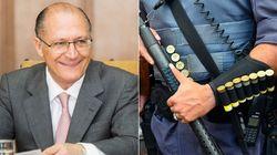Governo Alckmin gastou 112% a mais com bombas de gás após Jornadas de