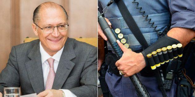 Governo de SP gastou pelo menos R$ 77 milhões em equipamentos contra manifestações após as Jornadas de...