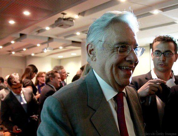 FHC diz que PSDB não pode ficar de 'braços cruzados' em eventual governo Michel