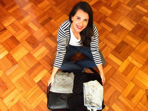 6 coisas que eu aprendi vivendo apenas com uma mala de