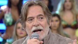 Casal que levou cusparada de José de Abreu se manifesta: 'Atitude