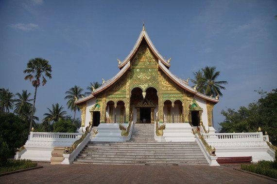 Ásia de templo em