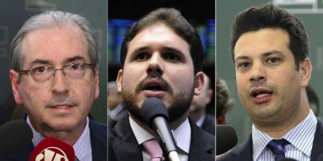 Na surdina, Cunha vai a Brasília de olho na briga pela liderança do