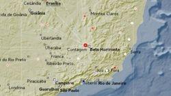Tremor de terra assusta moradores de 15 cidades de Minas